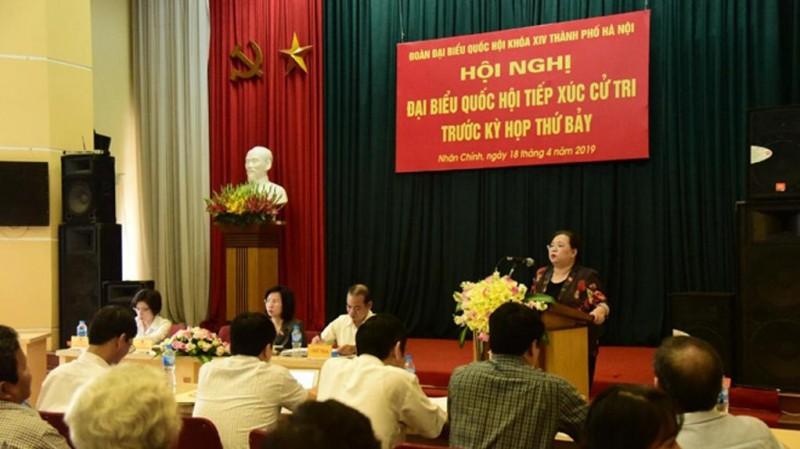 Rà soát, khắc phục những vụ việc còn tồn đọng ở quận Thanh Xuân
