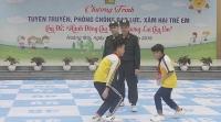 Hướng dẫn các em nhỏ phòng chống bạo lực và xâm hại trẻ em