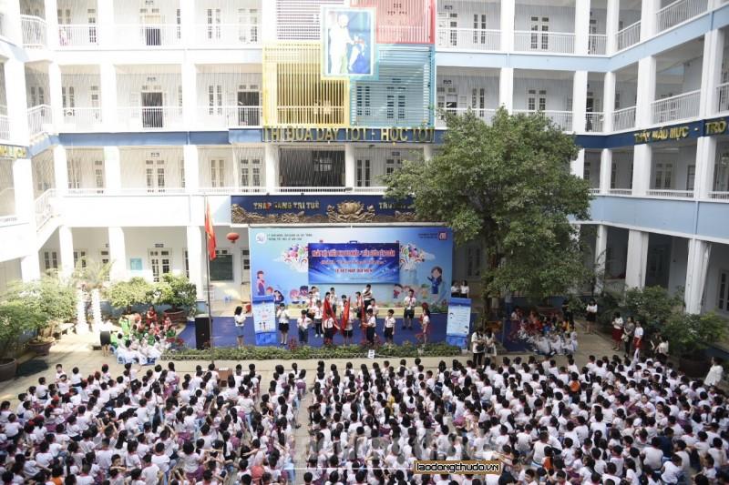 Hà Nội đồng loạt tổ chức tuyên truyền phòng chống bạo lực và xâm hại trẻ em