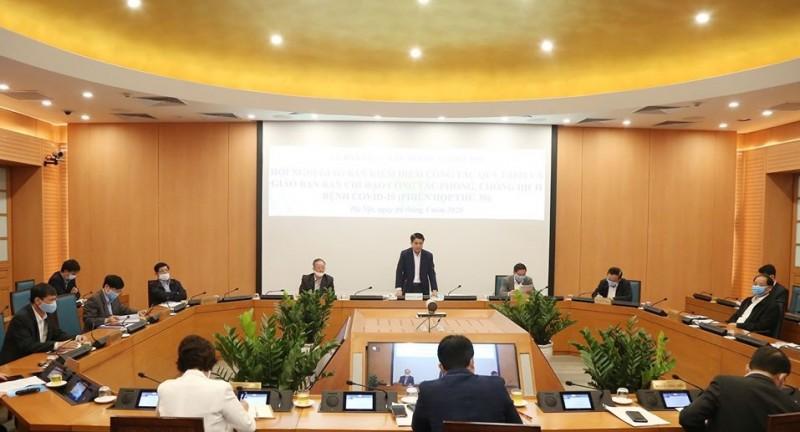 Hà Nội: Xác định 3 kịch bản để phát triển kinh tế, xã hội