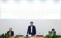 Chủ tịch Nguyễn Đức Chung: Cắt giảm kinh phí đi nước ngoài và các hoạt động không thiết yếu