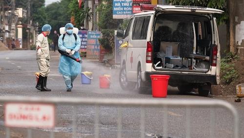 Tỉnh Bắc Giang: Khẩn trương xét nghiệm SARS-CoV-2 với người tiếp xúc bệnh nhân 262