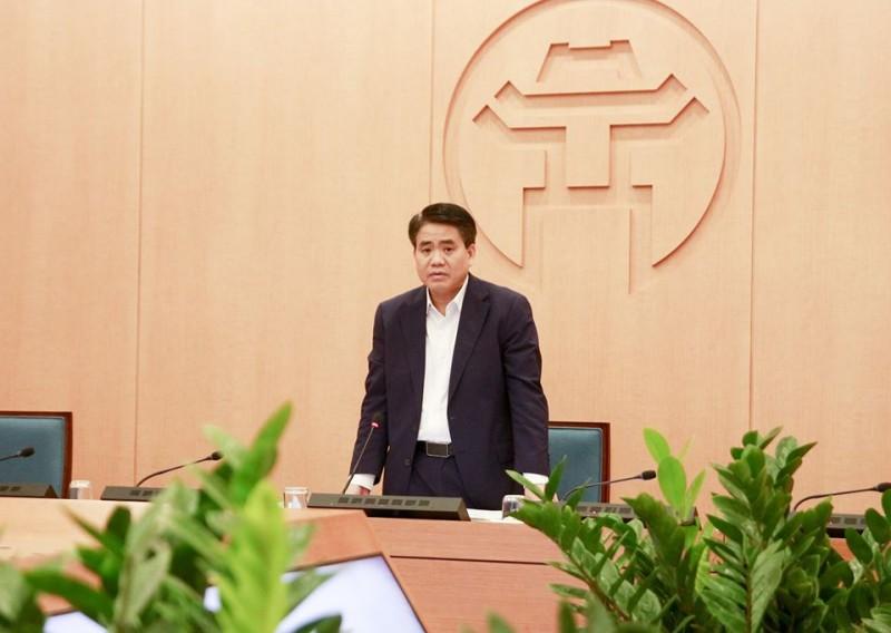 Chủ tịch UBND thành phố Hà Nội kêu gọi công chức, viên chức ủng hộ 1 ngày lương để chống dịch Covid-19