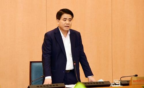 Chủ tịch Hà Nội kêu gọi người dân thực hiện giãn cách xã hội nghiêm túc trong 5 ngày tới