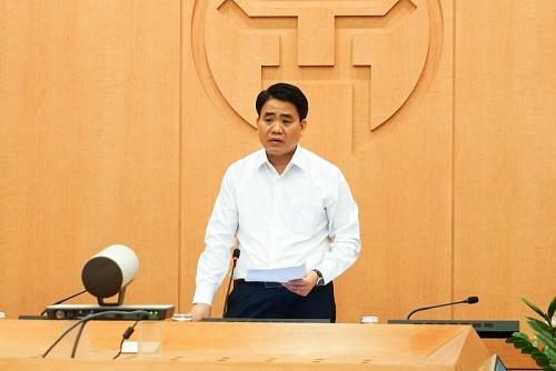 Chủ tịch Hà Nội thông tin việc công an triệu tập một số cán bộ CDC Hà Nội
