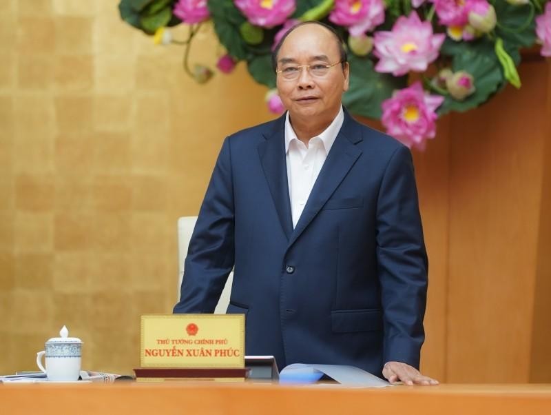 Thủ tướng Nguyễn Xuân Phúc: Hà Nội phải vươn lên mạnh mẽ, làm gương cả nước