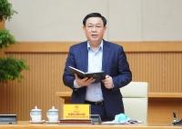 Cân nhắc nới lỏng giãn cách xã hội để Hà Nội khôi phục sản xuất