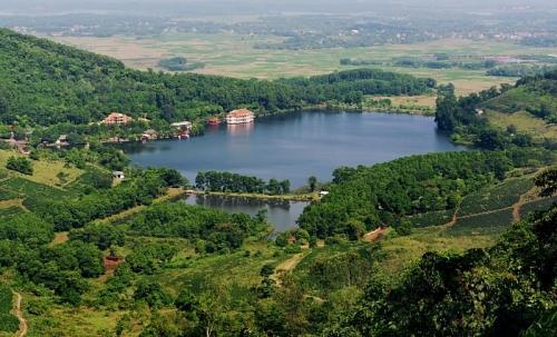 Phát triển huyện Ba Vì thành vùng du lịch trọng điểm trong thời gian sớm nhất