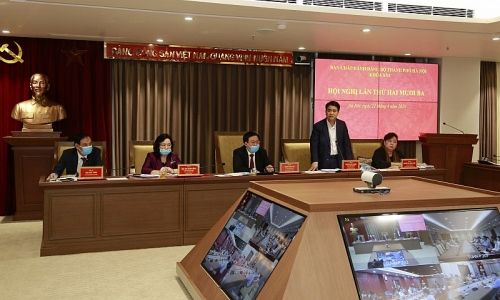 Hà Nội sẽ có kế hoạch tháo gỡ khó khăn cho sản xuất, kinh doanh, bảo đảm an sinh xã hội