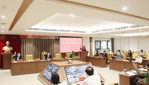 Ban Chấp hành Đảng bộ thành phố Hà Nội khóa tới sẽ giảm 5 đồng chí