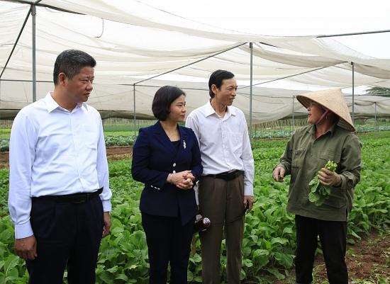 Phó Bí thư Thường trực Thành ủy Hà Nội: Huyện Chương Mỹ phải về đích nông thôn mới trong năm nay