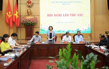 Phó Bí thư Thường trực Thành ủy Hà Nội: Chuẩn bị kỹ lưỡng cho cuộc bầu cử, không để xảy ra sai sót