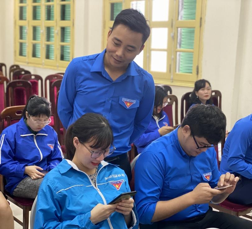 Tuổi trẻ Thủ đô tổ chức thi trực tuyến tìm hiểu Nghị quyết Đại hội XIII của Đảng