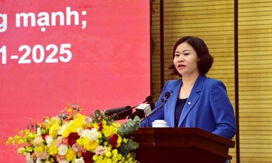 Hà Nội: Lấy hạnh phúc, ấm no của Nhân dân làm mục tiêu phấn đấu