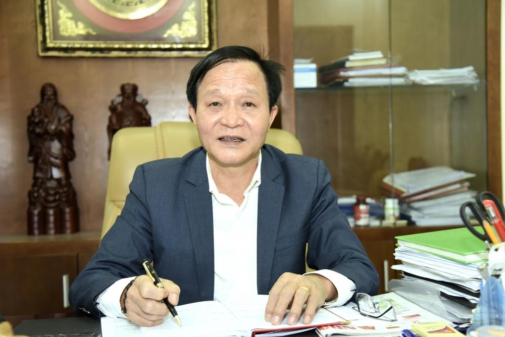 Ông Đoàn Viết Tuấn, Ủy viên Ban Thường vụ Huyện ủy, Phó Chủ tịch Hội đồng nhân dân huyện Thanh Oai