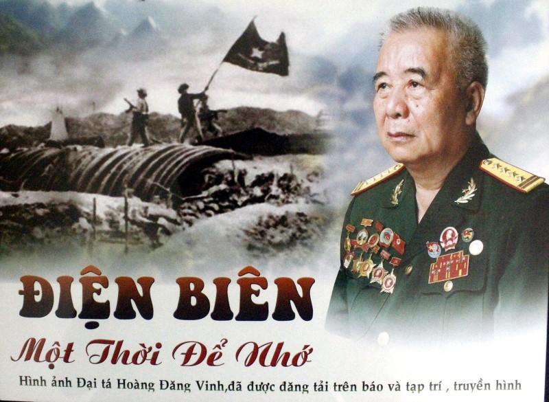 Đại tá Hoàng Đăng Vinh - Bản lĩnh người bộ đội Cụ Hồ