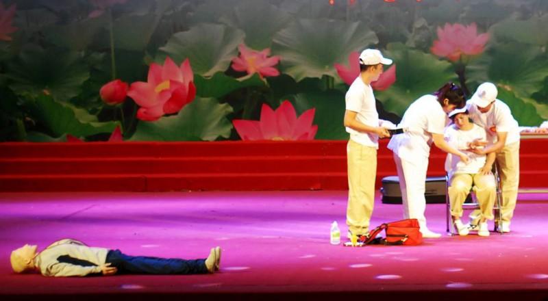 Huyện Thường Tín đẩy mạnh công tác An toàn, vệ sinh lao động năm 2017