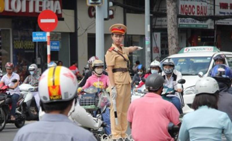 Hà Nội phân luồng giao thông phục vụ Hội nghị quan chức cấp cao APEC