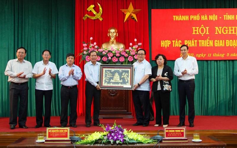 Hà Nội - Lâm Đồng: Đẩy mạnh hợp tác phát triển nhiều lĩnh vực