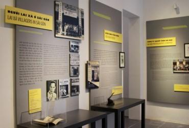 Khai trương Bảo tàng nghề nhiếp ảnh Lai Xá