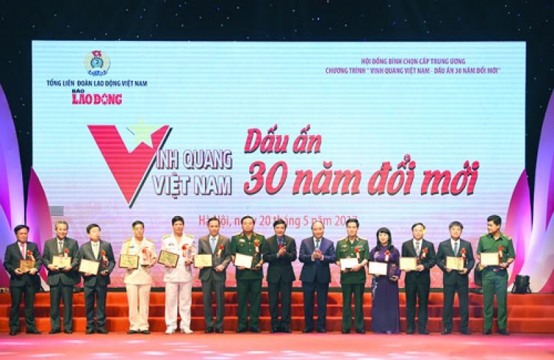 Mỗi người dân Việt Nam đều góp phần xây dựng, đổi mới đất nước