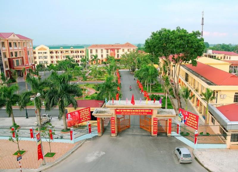 Huyện Thanh Oai: Hoàn thành 14/15 chỉ tiêu của Nghị quyết Đại hội Đảng bộ huyện