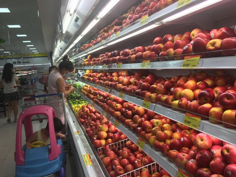 Hà Nội: Chỉ số giá tiêu dùng trong tháng 10 tăng nhẹ