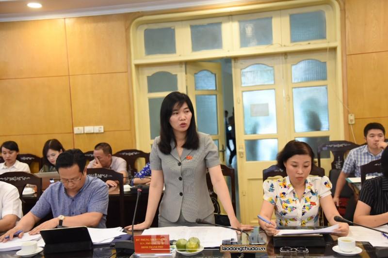 Quận Thanh Xuân: Tăng cường giám sát các dự án chậm triển khai