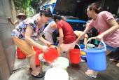 Nỗ lực để người dân có đủ nước sạch sử dụng trong mùa hè