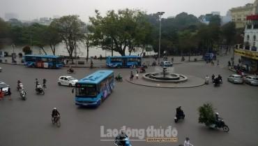 Chuẩn bị khảo sát dịch vụ vận tải hành khách công cộng bằng xe buýt