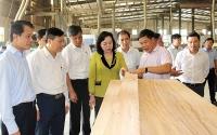 Huyện Ứng Hòa cần tiếp tục đẩy mạnh chuyển dịch cơ cấu kinh tế