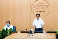 Chủ tịch Hà Nội yêu cầu giảm họp để tập trung chăm lo đời sống nhân dân