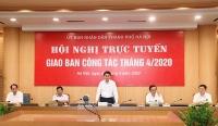 Chủ tịch thành phố Hà Nội: Có tình trạng cán bộ omhồ sơ của doanh nghiệp đến 8 tháng
