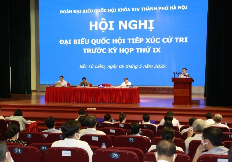 """Hà Nội: Thành công trong """"cuộc chiến"""" chống dịch Covid-19 là nhờ sức dân"""
