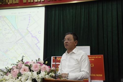 Quận Nam Từ Liêm xin triển khai trung tâm chợ đêm tại khu vực Mễ Trì