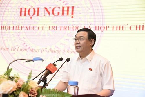 Bí thư Thành ủy Hà Nội: Cán bộ chủ động nhường cơ hội cho thế hệ trẻ rất đáng biểu dương