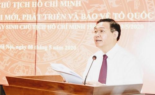 Lời dạy của Chủ tịch Hồ Chí Minh luôn là ngọn đuốc soi sáng quá trình xây dựng và phát triển Thủ đô