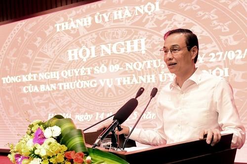 Hà Nội: Nghị quyết 09 là