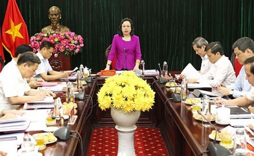 Đại hội Đảng bộ quận Ba Đình lần thứ XXVI dự kiến 2 phương án thời gian
