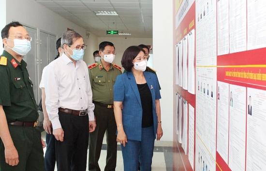 Phó Bí thư Thường trực Thành ủy Hà Nội: Bảo đảm an toàn và an ninh trong bầu cử