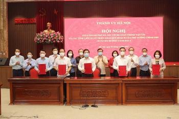 Hà Nội và 4 tỉnh thống nhất trình Thủ tướng xem xét Dự án đường vành đai 4