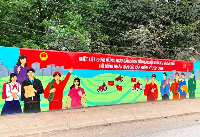 Huyện Thanh Oai: Chủ động phòng, chống Covid-19, sẵn sàng cho ngày hội toàn dân