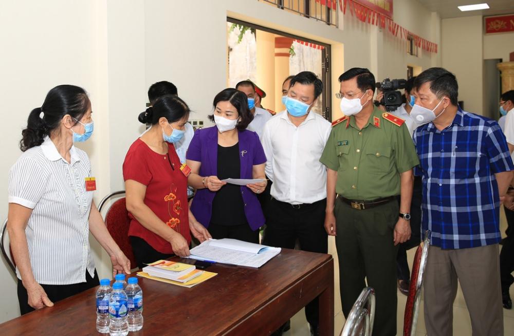 Phó Bí thư Thường trực Thành ủy Hà Nội: Cần phát huy vai trò của Tổ Covid-19 cộng đồng