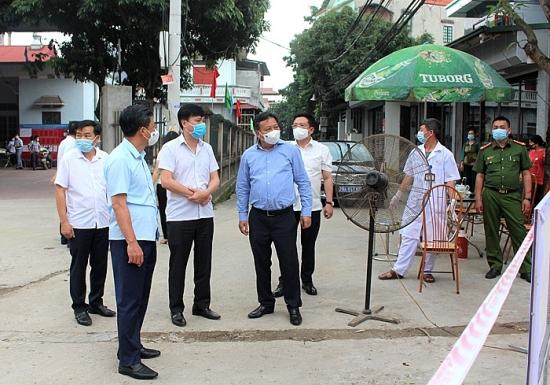 Phó Bí thư Thành ủy Hà Nội: Khẩn trương xây dựng các kịch bản phòng, chống Covid-19