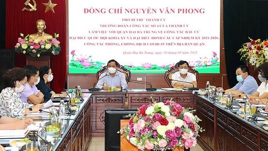 Phó Bí thư Thành ủy Hà Nội: Chủ động rà soát biến động cử tri