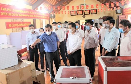 Phó Bí thư Thành ủy Hà Nội: Chủ động xây dựng kịch bản cho từng điểm bỏ phiếu