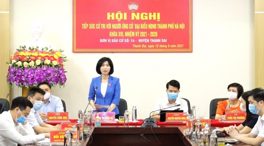 Phát triển đô thị xanh, đến năm 2028 huyện Thanh Oai thành quận