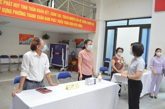 Trưởng Ban Tuyên giáo Thành ủy Hà Nội: Cần rõ trách nhiệm cho từng thành viên trong tổ bầu cử