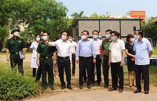 Phó Bí thư Thành ủy Nguyễn Văn Phong: Rà soát biến động cử tri để bầu đúng, bầu đủ