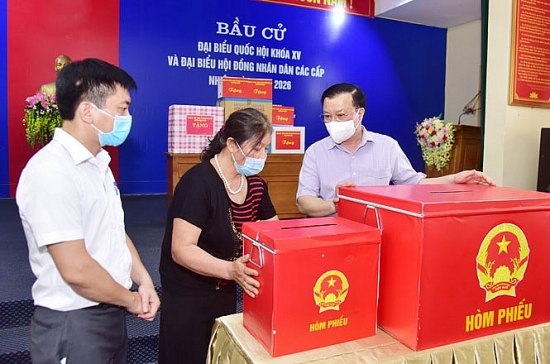 Bí thư Thành ủy Hà Nội: Càng gần đến giờ bầu cử càng phải nêu cao tinh thần trách nhiệm
